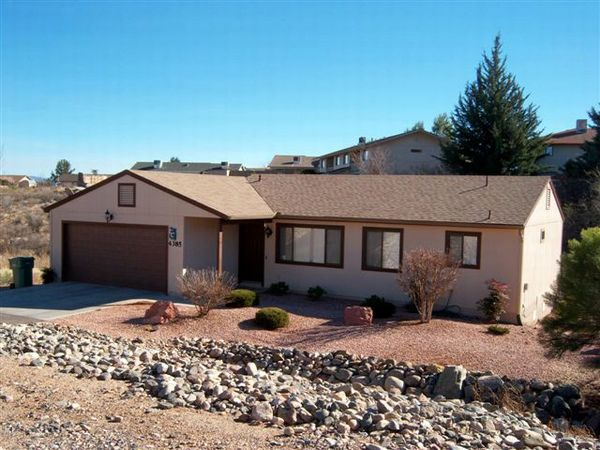4385 Western Drive, Cottonwood, Arizona - Residential Rental Property
