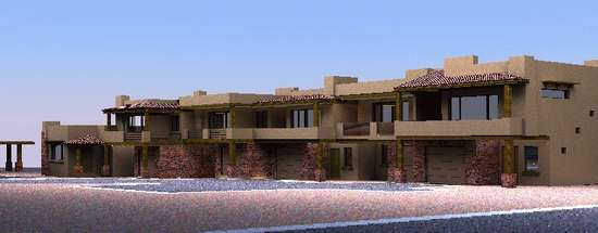 Sedona and Cottonwood, Arizona - condominium and commercial space property.