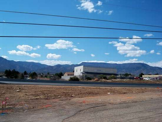 Sedona, Cottonwood, Arizona Area - Commercial Building Lots and Sites