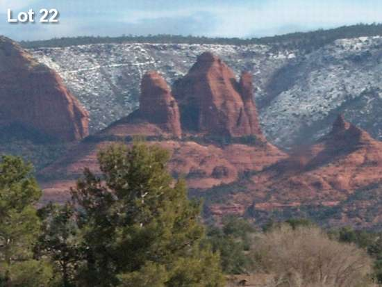 Eagle Rock – Sedona, Arizona - Residential New Home Building Sites