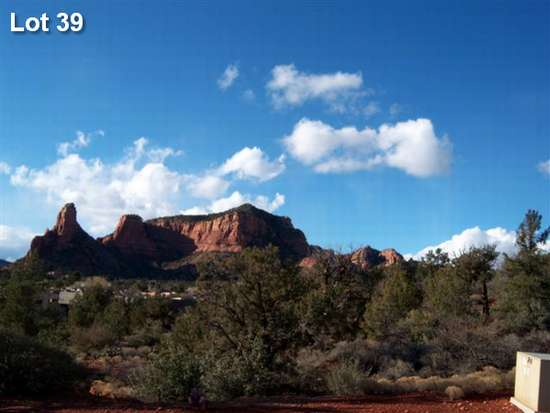 Firecliff – Sedona, Arizona - Residential New Home Building Sites