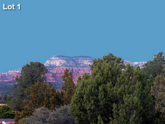 Foothills South – Sedona, Arizona - Residential New Home Building Sites