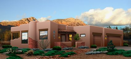 Eagle Cliff Development offers residential custom new homes and building sites in Sedona,